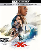 XXX: Return Of Xander Cage - 4K Ultra HD