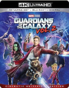 Guardians Of The Galaxy 2 - 4K Ultra HD