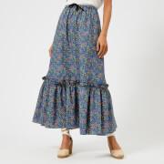 A.P.C. Women's Cecil Maxi Liberty Print Skirt - Multi - EU 34/UK 6 - Multi