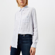 Rails Women's Charli Mini Palms Shirt - Multi - L - Multi