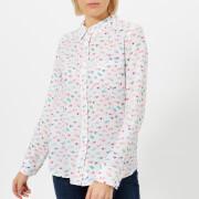Rails Women's Kate Heart Shirt - Multi - L - Multi