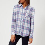 Rails Women's Hunter Check Shirt - Multi - L - Multi