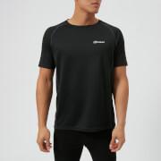 Berghaus Men's Short Sleeve 2.0 Tech T-Shirt - Jet Black