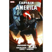Captain America: Prisoner of War – Paperback