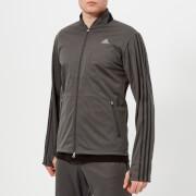 adidas by kolor Men's Track Jacket - Dark Grey Heather - L - Grey