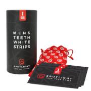 Купить Отбеливающие полоски для зубов для мужчин Spotlight Teeth Whitening Strips for Men