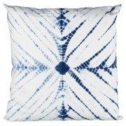 Parlane Nemto Cotton Cushion - White/Blue