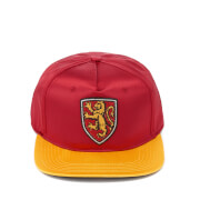 Harry Potter Gryffindor Snapback Cap - Red