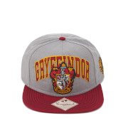 Harry Potter Griffindor Snapback Cap - Grey