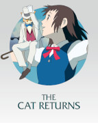 The Cat Returns - Zavvi Exclusive Limited Edition Steelbook