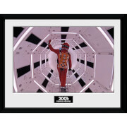 Image of 2001: A Space Odyssey Astronaut Framed Photograph 12 x 16 Inch
