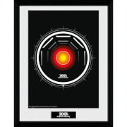 Image of 2001: A Space Odyssey Fallen Star Framed Photograph 12 x 16 Inch