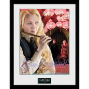 Affiche Encadrée Luna Lovegood Harry Potter - 30 x 40 cm
