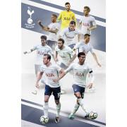 Tottenham Players 17/18 Maxi Poster 61 x 91.5cm