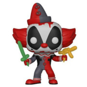 Figura Funko Pop! Deadpool Payaso - Marvel Deadpool Playtime