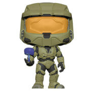Figurine Pop! Master Chief avec Cortana - Halo