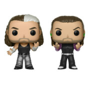 Figurines Pop! Hardy Boyz - WWE (Lot de 2)