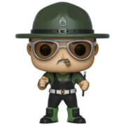 WWE Sgt. Slaughter Pop! Vinyl Figure