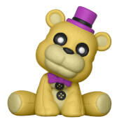 Figura Arcade Vinyl Golden Freddy - Five Nights at Freddy's