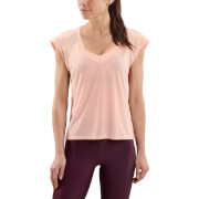 Skins Activewear Womens Odot T-shirt - Dusty - S - Dusty