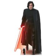 Silhouette Découpée en Carton - Kylo Ren - Star Wars : Les Derniers Jedi