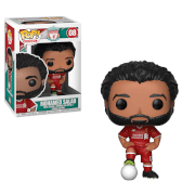 Figurine Pop! Mohamed Salah - Liverpool