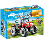 Playmobil Country Large Tractor with Interchangeable Attachments (6867)