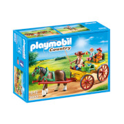 Playmobil Country Horse Drawn Wagon (6932)