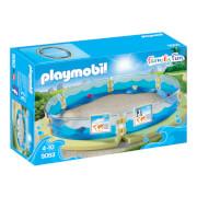 Playmobil Family Fun Aquarium Enclosure (9063)