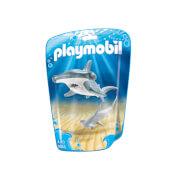Playmobil : Requin-marteau et son petit (9065)