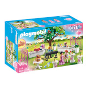 Playmobil City Life Wedding Reception with Childrens Wedding Ring (9228)