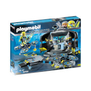 Playmobil Top Agents Dr. Drone's Command Base (9250)