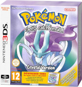 Pokémon Crystal Version (Packaged Download Code)