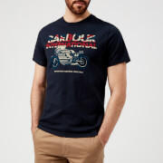 Barbour International Men's Union Racer T-Shirt - Navy