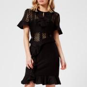 Three Floor Women's Alexa Dress - Black - UK 10 - Black