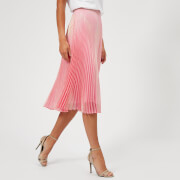 Christopher Kane Women's Brillo Pad Pleated Skirt - Pink - IT 38/UK 6 - Pink