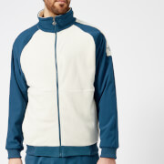 The North Face Men's 1990 Staff Fleece Jacket - Blue Wing Teal/Vintage White - M - Blue