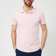 Orlebar Brown Men's Felix Polo Shirt - Camellia