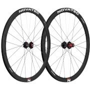 Novatec R3 Carbon Tubular Disc Wheelset - Shimano/SRAM - Disc