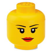 LEGO Iconic Girls Storage Head - Small