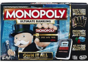 Image of Hasbro Gaming Monopoly - Ultimate Banking