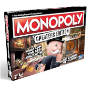 Hasbro Gaming Monopoly - Cheaters Edition