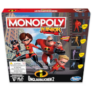 Image of Hasbro Gaming The Incredibles Monopoly - Junior