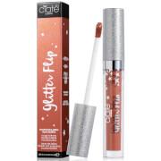 Купить Жидкая матовая помада с блестками, меняющая текстуру Ciaté London Glitter Flip Lipstick - Chaos