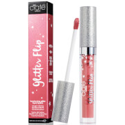 Купить Жидкая матовая помада с блестками, меняющая текстуру Ciaté London Glitter Flip Lipstick - Valentine