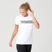 Myprotein Women's Logo T-Shirt - White