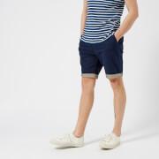 Pretty Green Men's Preston Shorts - Navy