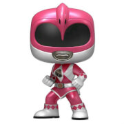 Figurine Pop! Power Ranger Rose Métallique - Power Rangers EXC