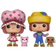 Pack de 2 Figuras Funko Pop! EXC. Tarta de Fresa y Tony Mermelada - Tarta de fresa