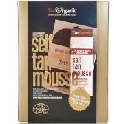TanOrganic Self Tan Mousse 120ml + Free Glove